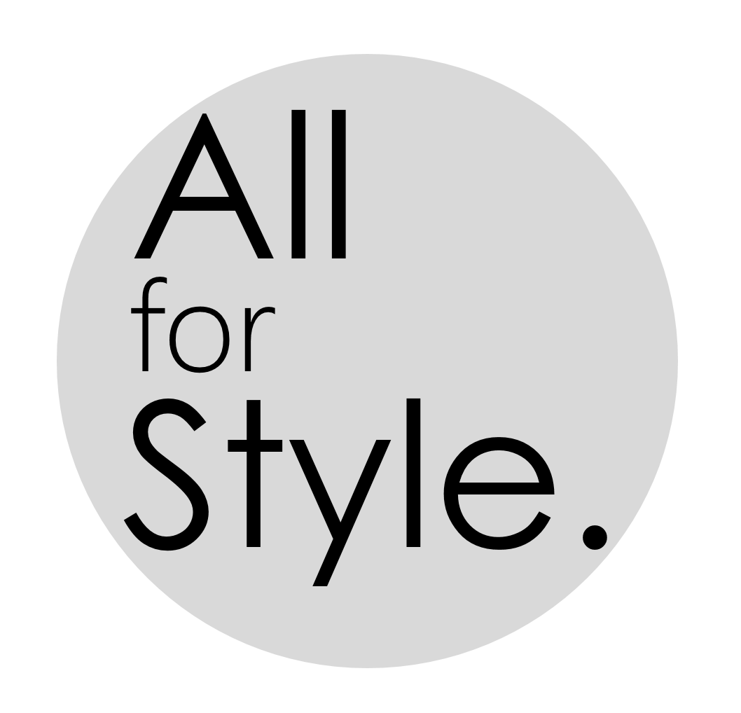 All for Style.